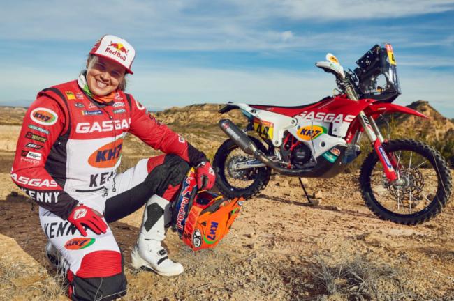 Dakar Rally: Laia Sanz niet meer op de motor