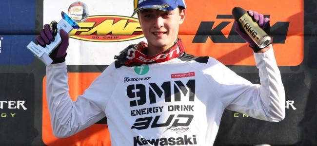 Lucas Coenen over zijn tweede EMX125 podium