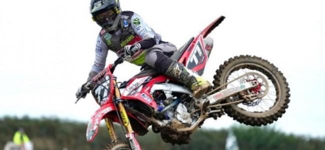 Jay Hague verlengt ook bij Crendon Fastrack Honda