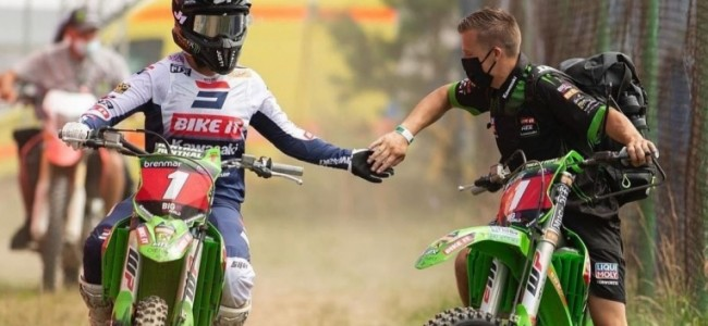 Duncan wint Spaanse GP voor Van de Ven