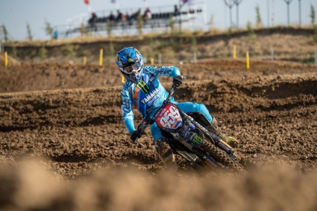 Rijdt Maxime Renaux in 2022 in de MXGP?