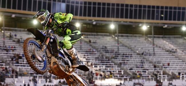 Supercross Paris opzoek naar een nieuwe datum
