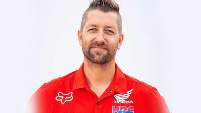 Lars Lindstrom de nieuwe teammanager bij Honda