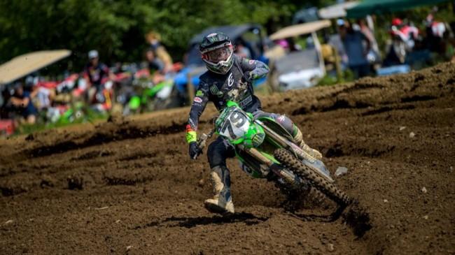Sterk Pro Circuit-Kawasaki vijftal voor 2022
