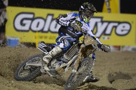 Dean Ferris pakte in Qatar meteen een podiumplaats in de MX2