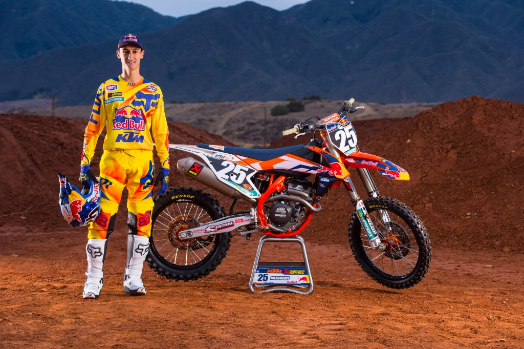 Team fotoshoot KTM USA! | Motorcross - Enduro - Supermoto | MotocrossMag