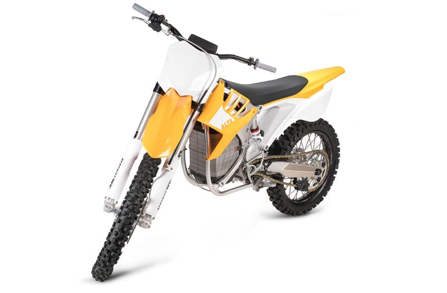 Even Kijken Naar De Toekomst Met Alta Motors Motorcross Enduro