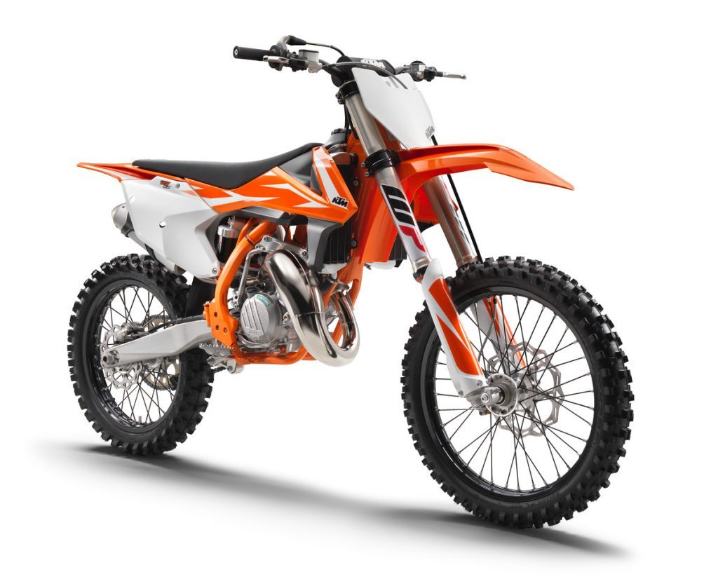 prijzen van de 2018 ktm crossmotoren bekend motorcross enduro supermoto motocrossmag. Black Bedroom Furniture Sets. Home Design Ideas