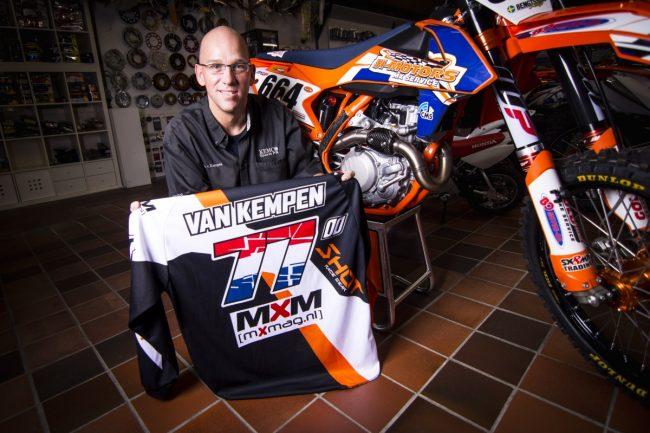 Steven Van Kempen naar...