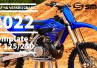 Smets is klaar voor jouw 2022 YZ125/250 ontwerp