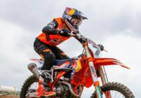 De eerste foto van Aaron Plessinger op de KTM